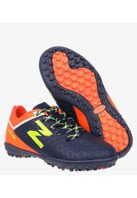 Niebieskie buty do piłki nożnej Casu
