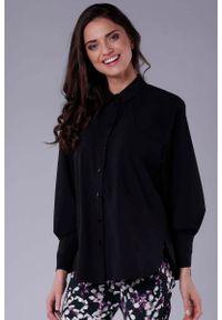Czarna koszula Nommo