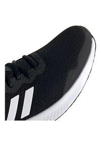 Adidas - Buty męskie do biegania adidas Fluidstreet FW1703. Materiał: guma. Szerokość cholewki: normalna. Model: Adidas Cloudfoam. Sport: fitness