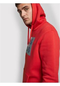 Jack & Jones - Jack&Jones Bluza Ecorp 12152840 Czerwony Regular Fit. Kolor: czerwony #3
