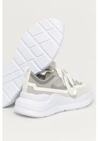 Call It Spring - Buty Onyx. Nosek buta: okrągły. Kolor: biały. Materiał: guma
