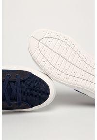 Helly Hansen - Tenisówki Scurry V3. Nosek buta: okrągły. Zapięcie: sznurówki. Kolor: niebieski. Materiał: materiał, guma