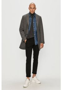 Cross Jeans - Spodnie. Kolor: czarny. Materiał: tkanina