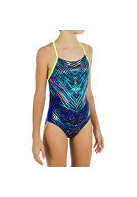 NABAIJI - Strój Jednoczęściowy Pływacki Lexa Fluxen Dla Dzieci. Materiał: poliamid, materiał, poliester