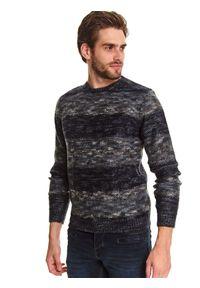 Sweter TOP SECRET długi, z długim rękawem