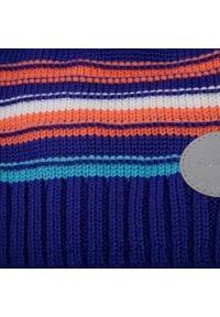 Reima - Czapka REIMA - Aapa 538080 5811. Kolor: niebieski. Materiał: wełna, materiał #2