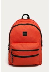 Czerwony plecak Vans