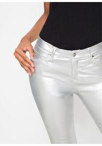 Szare spodnie bonprix eleganckie
