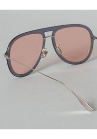 DIOR - Okulary DiorUltime1. Kolor: różowy, wielokolorowy, fioletowy. Materiał: materiał