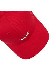 Czerwona czapka z daszkiem Levi's®