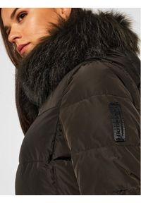 Czarna kurtka zimowa Bomboogie