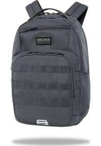 Szary plecak Coolpack