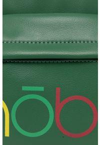 Nobo - Plecak. Kolor: zielony