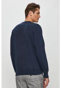 Pepe Jeans - Bluza Alexis. Okazja: na co dzień. Kolor: niebieski. Wzór: nadruk. Styl: casual