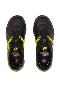 Buty dla dzieci piłkarskie turfy Pro Touch Classic III 302900. Zapięcie: sznurówki. Materiał: syntetyk, skóra. Szerokość cholewki: normalna. Sport: piłka nożna