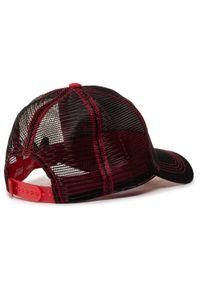 Czarna czapka z daszkiem CapsLab z motywem z bajki