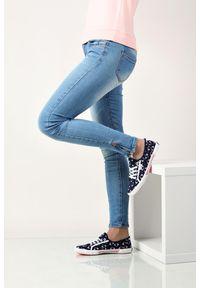 Pepe Jeans - Trampki pepe jeans pls30270. Kolor: niebieski