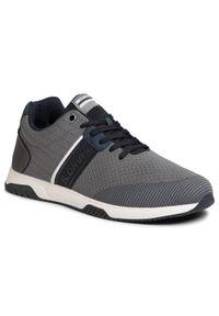 Szare sneakersy s.Oliver