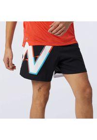 New Balance MS01242BWB. Materiał: skóra, materiał. Wzór: kolorowy. Sport: fitness
