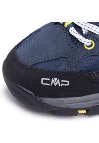 Niebieskie półbuty CMP z cholewką