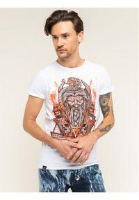 Biały t-shirt Rage Age
