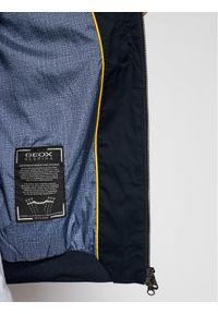 Niebieska kurtka bomberka Geox