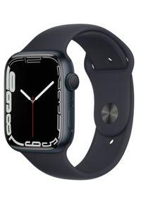 APPLE - Smartwatch Apple Watch 7 GPS 45mm aluminium, północ | północ pasek sportowy. Rodzaj zegarka: smartwatch. Styl: sportowy