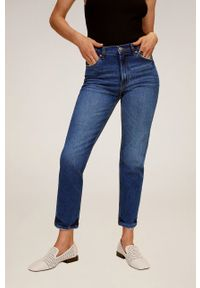 Morskie jeansy loose fit mango