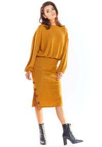 Sweter oversize Awama