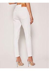 Białe jeansy slim One Teaspoon