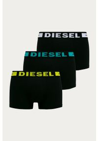 Czarne majtki Diesel gładkie