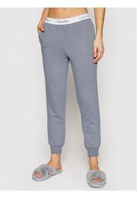 Calvin Klein Underwear Spodnie dresowe 000QS6259E Szary Oversize. Kolor: szary. Materiał: dresówka