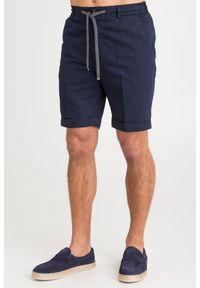 Czarne espadryle Trussardi Jeans w kolorowe wzory, klasyczne