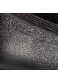 Geox - Baleriny GEOX - J Plie'B J3455B 00043 C9997 S Black. Okazja: na uczelnię, na spacer. Zapięcie: bez zapięcia. Kolor: czarny. Materiał: skóra. Szerokość cholewki: normalna. Wzór: aplikacja