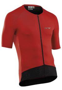 NORTHWAVE - Northwave koszulka rowerowa męska ESSENCE RED