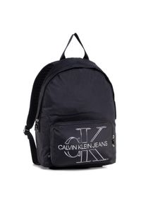 Czarny plecak Calvin Klein Jeans