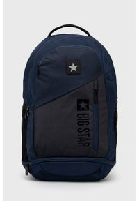 Big Star Accessories - Plecak. Kolor: niebieski