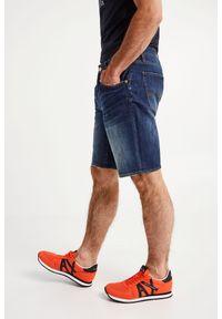 Armani Exchange - SPODENKI JEANSOWE ARMANI EXCHANGE. Materiał: jeans