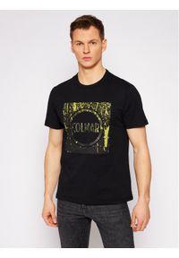Colmar T-Shirt Frida 7591 6SH Czarny Regular Fit. Kolor: czarny
