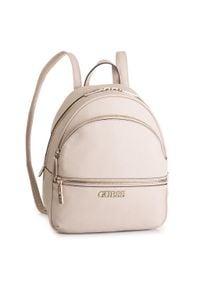Beżowy plecak Guess elegancki