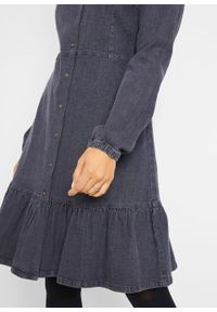 Szara sukienka bonprix #7