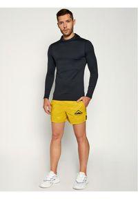Żółte spodenki sportowe Nike