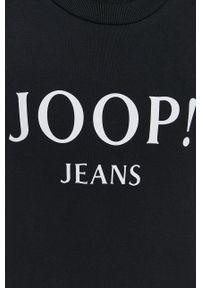 JOOP! - Joop! - Bluza. Kolor: czarny. Wzór: nadruk