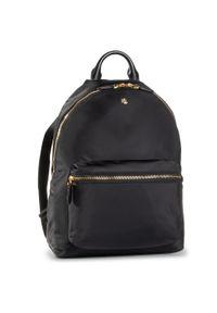 Lauren Ralph Lauren - Plecak LAUREN RALPH LAUREN - Clarkson 27 431795043001 Black. Kolor: czarny. Materiał: materiał. Styl: klasyczny