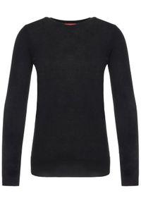Czarny sweter Hugo