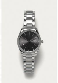 Lacoste - Zegarek 2001081. Kolor: srebrny. Materiał: materiał