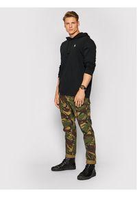 Polo Ralph Lauren Bluza 710839052004 Czarny Regular Fit. Typ kołnierza: polo. Kolor: czarny