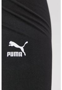 Czarne szorty Puma na co dzień, sportowe