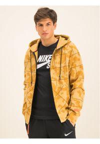 Żółta bluza Nike