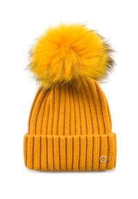 Żółta czapka Granadilla
